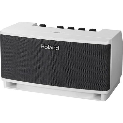 Roland Cube Lite Guitar Amplifier (White)