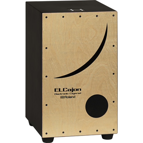 Roland EC-10 Electronic Layered Cajon