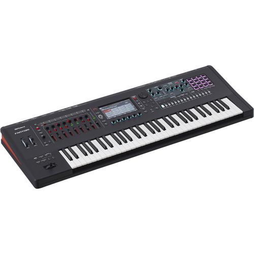 Roland FANTOM-6 61-Note Workstation Keyboard