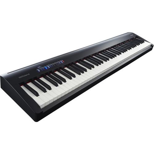 Roland FP-30 Digital Piano (Black)