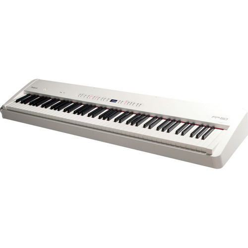 Roland FP-50 - Digital Piano (White)