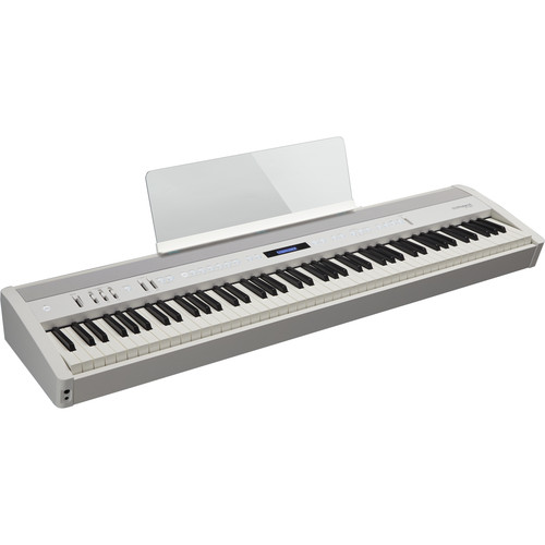 Roland FP-60-WH 88-Key Digital Piano (White)