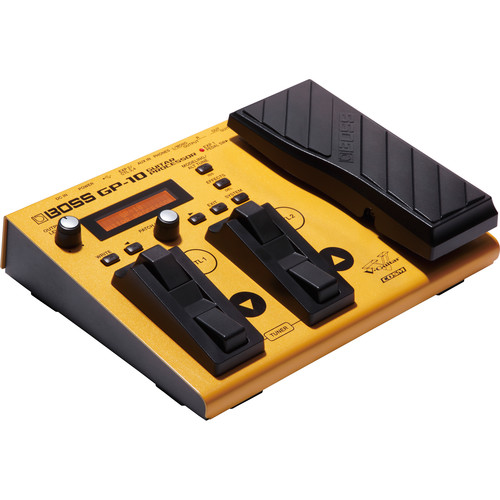 Roland GP-10 Guitar Processor with GK-3 Divided Pickup & GK Cable