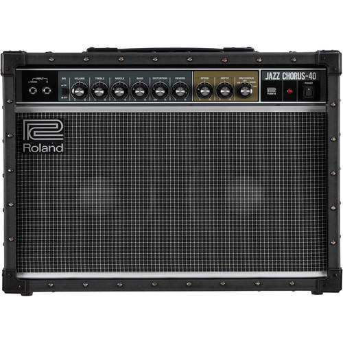 Roland JC-40 Jazz Chorus 40W 2x10 Guitar Amplifier