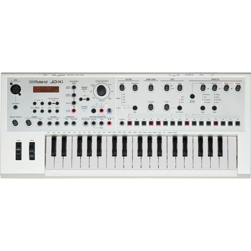 Roland JD-Xi Analog/Digital Synthesizer (White)