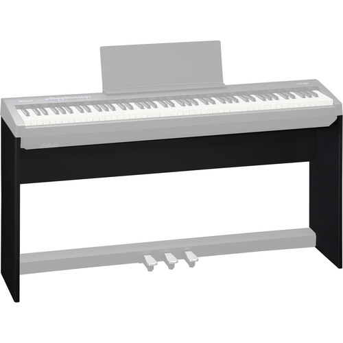 Roland KSC-70 Stand for FP-30 Digital Piano (Black)