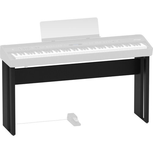 Roland KSC-90 Stand for FP-90 Digital Piano (Black)