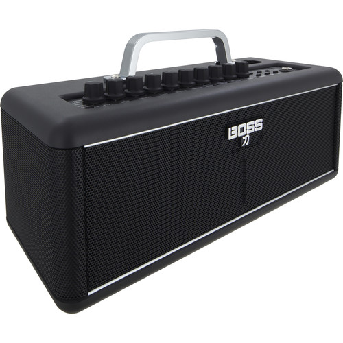 Boss Katana-Air 30W Stereo Combo Amplifier with Wireless Transmitter & Bluetooth Connectivity
