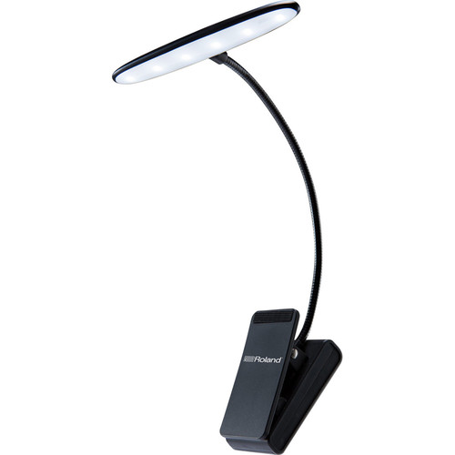 Roland Clip Light with Cool White LEDs