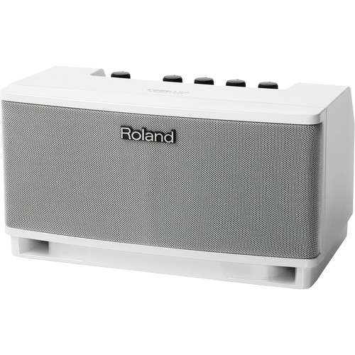 Roland Cube Lite Monitor Amplifier (White)