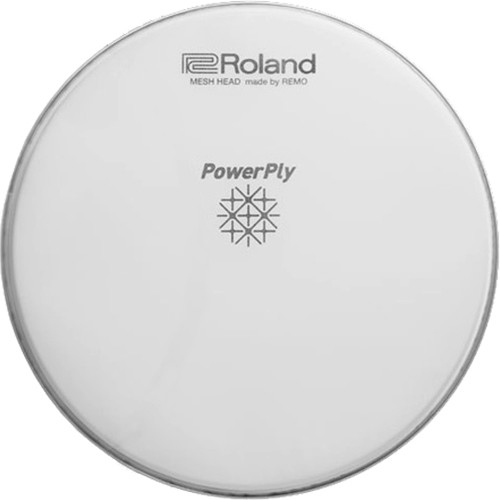 """Roland Powerply10"""" Dual Ply Mesh Head for V-Drums Pads And Acoustic Drums"""