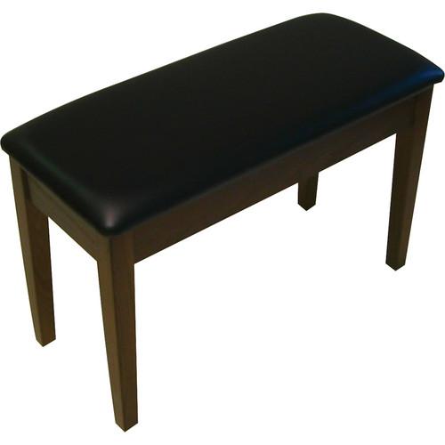Roland PB-7SW Piano Bench with Music Storage (Satin Walnut Finish)
