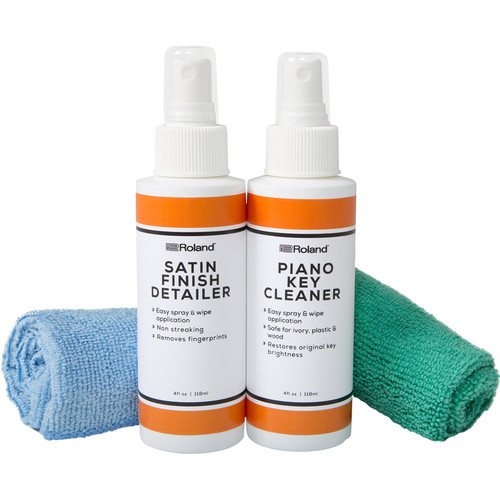 Roland Cleaning Kit for Satin-Finish Digital Pianos
