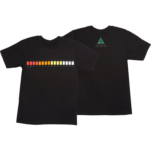 Roland Alternative TR-8 Crew Tee-Shirt (3X-Large, Black)