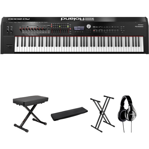 Roland RD-2000 88-Key Digital Stage Piano Value Kit