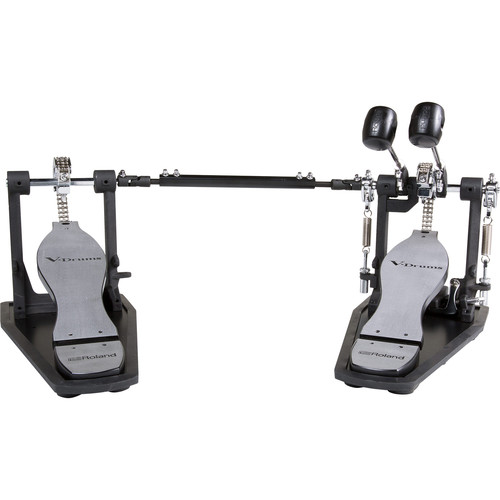 Roland RDH-102 Double Kick Drum Pedal with Noise Eater Technology