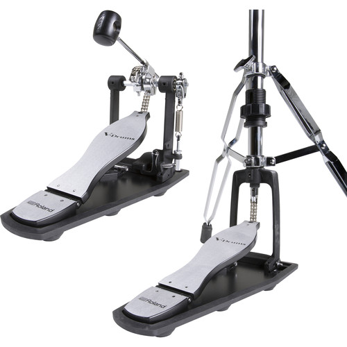 Roland RDH-PK-100 Kick Drum Pedal and Hi-Hat Stand Kit