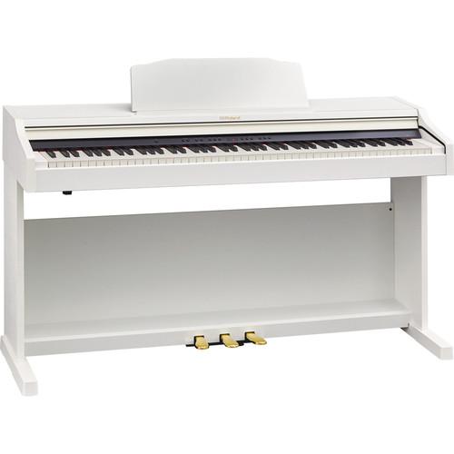 Roland RP501R Digital Piano (Satin White)