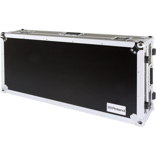 Roland Black Series Heavy-Duty Road Case for 49-Note Keyboard