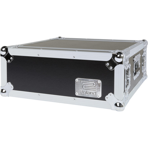 Roland Black Series Road Case (4 RU)
