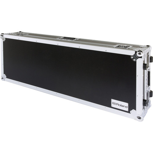 Roland Black Series Heavy-Duty Road Case for 61-Note Keyboard