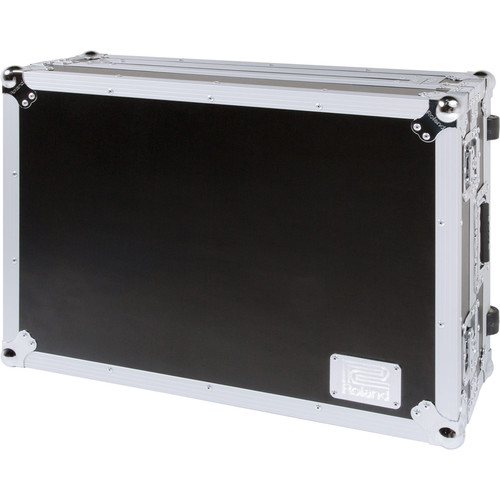 Roland Black Series Heavy-Duty Road Case for DJ-808 DJ Controller