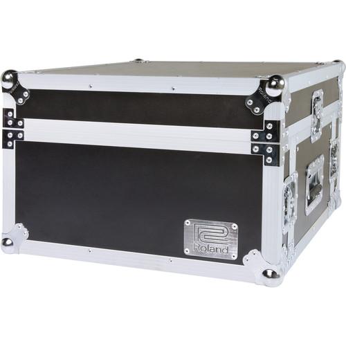 Roland RRC-V1200 Black Series Heavy-Duty Combo Rack Case for V-1200H/HDR Switchers