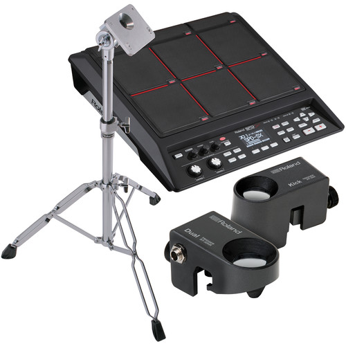 Roland SPD-SX Sampling Pad, Stand, and Drum Triggers Kit