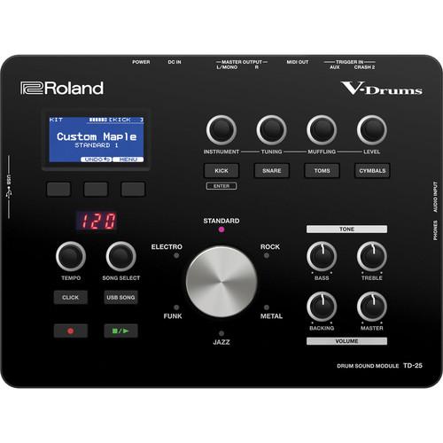 Roland TD-25 V-Drums Sound Module