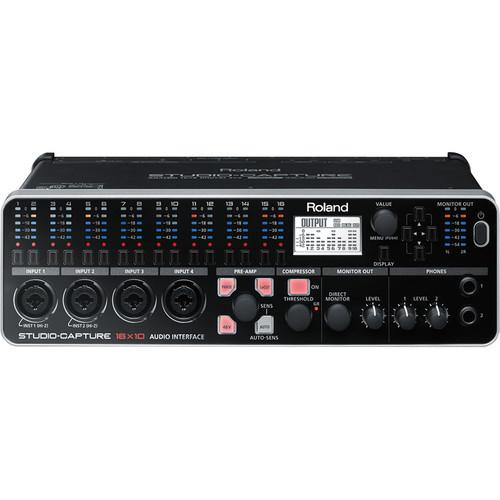 Roland Studio Capture USB Audio Interface