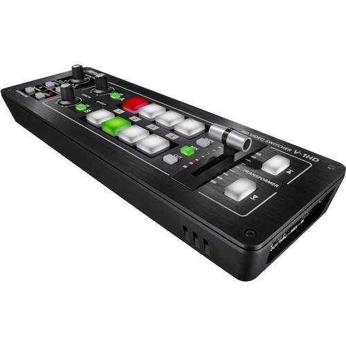 Roland V-1HD HD Video Switcher (Refurbished)