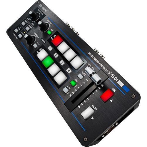 Roland V-1SDI 4-Channel HD Video Switcher (Refurbished)