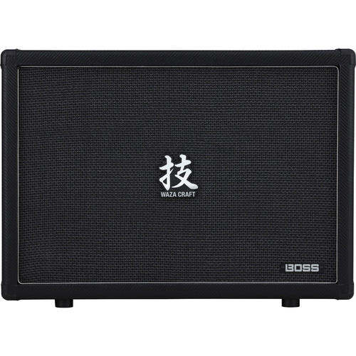 BOSS Waza Amp Cabinet 212 for Guitar Amplifier Head