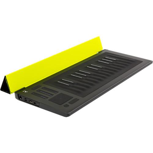 ROLI RISE 25 Flip Case (Lime)