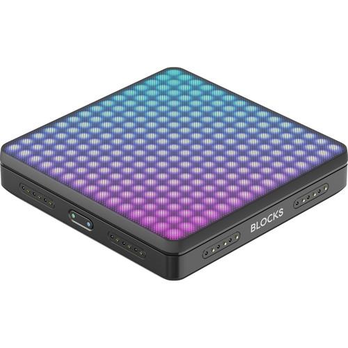ROLI Lightpad Block - Wireless Illuminated Tactile Control Surface