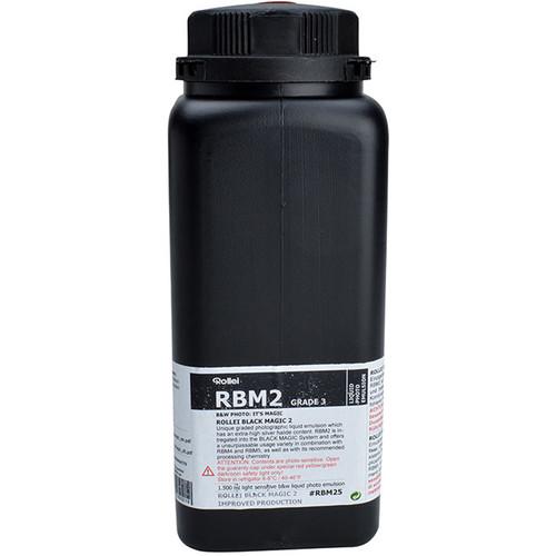 Rollei Black Magic High Contrast Liquid Emulsion (1500mL)