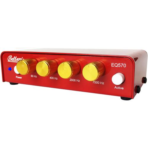 Bellari Bellari EQ570 4-Band Audio Equalizer