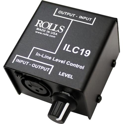 Rolls ILC19 In-Line Level Control