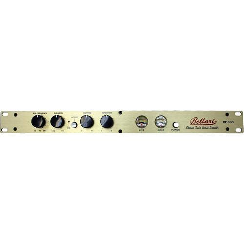 Rolls RP563 - Stereo Tube Sonic Exciter