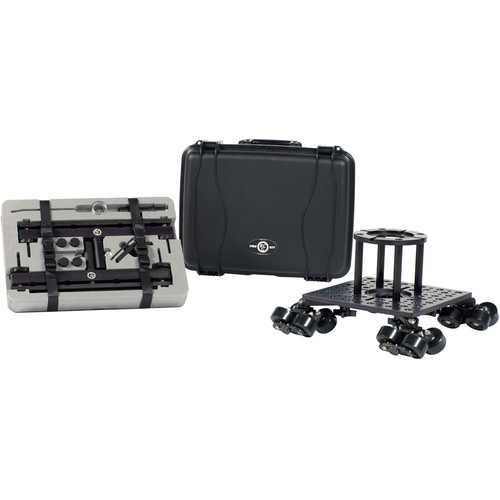 Romans Cine Gear RGPD-RCGPK2 Pro-Kit II Portable Dolly Kit