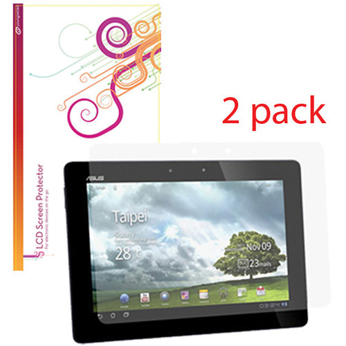 rooCASE 2-Pack Anti-Glare Screen Protectors for Asus Transformer Pad TF300