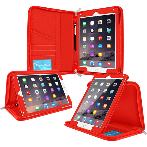 rooCASE Executive Case for Apple iPad Pro (Red)