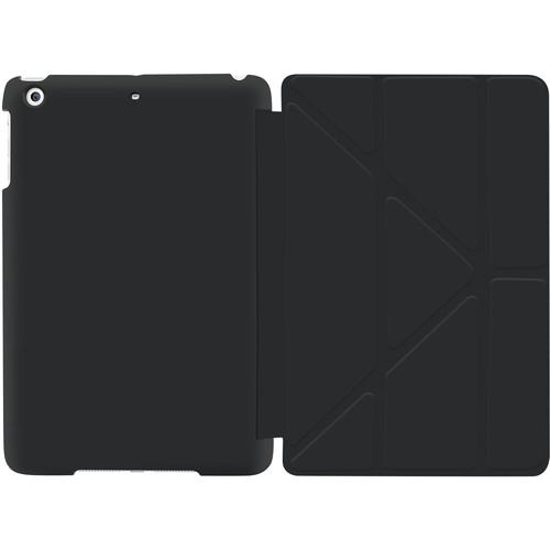 "rooCASE Origami 3D Case for Apple iPad Pro 12.9"" (2015) (Granite Black/Gunmetal Gray)"