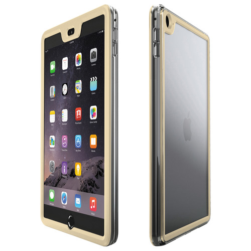 rooCASE Gelledge Case for iPad Air 2 (Gold)