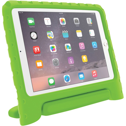 rooCASE KidArmor Protective Case for iPad Air 2 (Green)