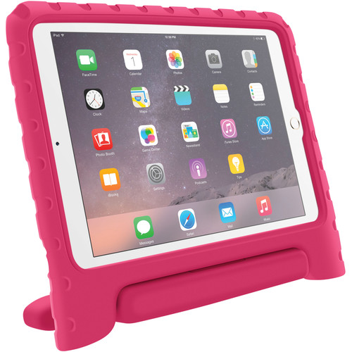 rooCASE KidArmor Protective Case for iPad Air 2 (Magenta)