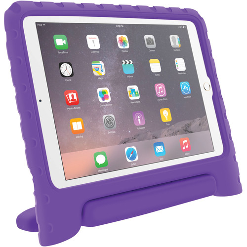 rooCASE KidArmor Protective Case for iPad Air 2 (Purple)