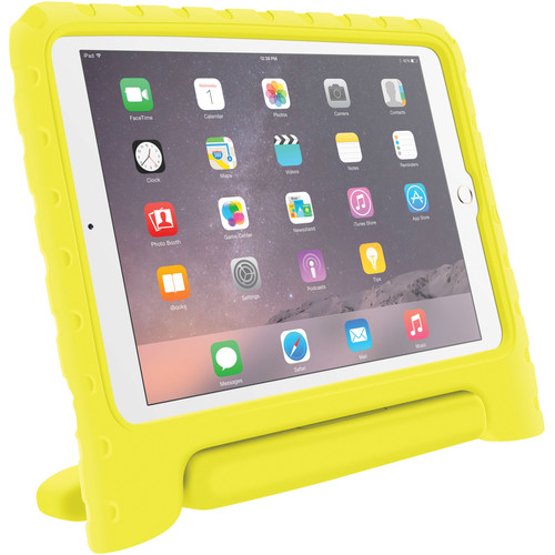rooCASE KidArmor Protective Case for iPad Air 2 (Yellow)