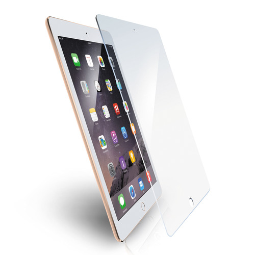 rooCASE Glacial Tempered Glass Screen Protector for Apple iPad Air/Air 2