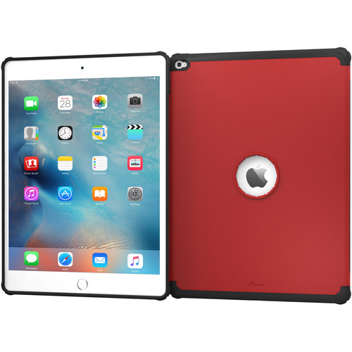 "rooCASE Executive Tough Case for Apple iPad Pro 12.9"" 2015 (Carmine Red)"